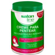 Creme Para Pentear Reconstrução Intensa 1kg Salon Line