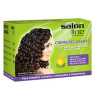 Salon Line Creme Relaxamento (Cachos definidos e Soltos)