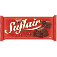 Suflair Milk Chocolate Bar - Nestle  110g