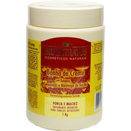 Hair Mask Bio Extratos Cream Bath - 1kg