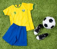 Conjunto Blusa e Shorts - Meninos