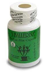 3 Ballerine Capsules