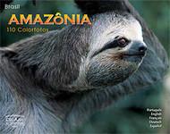 Livro Amazonia Brasil - 110 Colorfotos