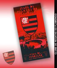 Toalha de Praia Flamengo / Beach Towel - 76cm x 1,52m