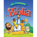 Biblia Lee Y Comparte (Read and Share Bible) Paperback
