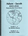 RWS #101 Book - Adam - Jacob