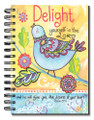 Journal - Delight Yourself in the Lord (Bird)