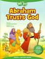 Abraham Trusts God Story & Activity Book