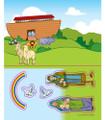 Noah's Ark Sticker Sheets
