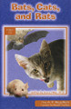 Bats, Cats, and Rats - Learn to Read Level 1