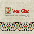 I Was Glad, Sumphonia CD