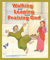 Bible Big Books: Walking and Leaping and Praising God