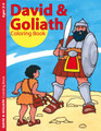 David and Goliath Coloring and Activity Book