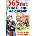 365 Read-Aloud Bedtime Bible Stories (Spanish)