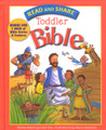 Read and Share Toddler Bible with Bonus DVD