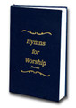Hymns For Worship - Blue Hardback