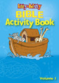 Itty-Bitty Bible Activity Book #1