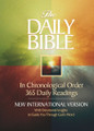NIV Daily Bible, Paperback