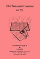 OT 6: Job - Psalms 89