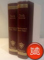Truth Commentary -  Minor Prophets  (Set of 2)