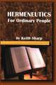 Hermeneutics For Ordinary People