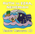 DGW Nursery 1:2 - Ruth - Nehemiah Resource CD