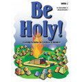 Be Holy Activity Book 2 Reproducible