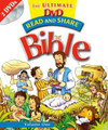 Read and Share Bible Volume 1 (with DVD) - Hardback