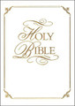 KJV Family, Faith, and Values Heritage Bible, White, Bonded Leather