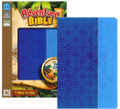 Bible NIV Adventure Bible Electric Blue/Ocean Blue