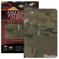 Bible NKJV American Patriot's Pocket Bible Camo Fabric