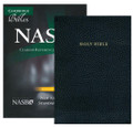 Bible NASB Clarion Reference Edition BK Calf Split Leather