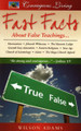 CLS Fast Facts About False Teaching...