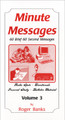 Minute Messages Vol 3