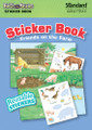 Sticker Book - Friends on the Farm