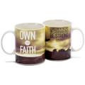 Mug- Own Your Faith