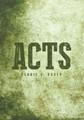 Acts (Rader)