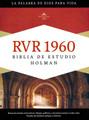 Bible KJV Spanish Study/RVR 1960 Biblia de Estudio Holman