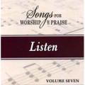 Songs for Worship & Praise CD 7 - Listen