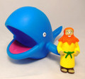 Beginner's Bible Jonah and the Whale Figurines