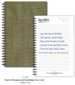 Journal - Faith Notes Spiritual Growth Notebook, Sage