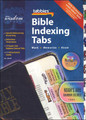Bible Tabs - Noah's Ark Rainbow Colored