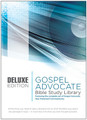 Gospel Advocate Bible Study Library DELUXE Edition CD-ROM