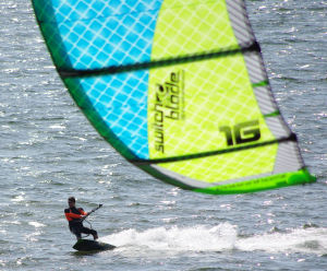 2013 Cabrinha Switchblade Kiteboarding Kite
