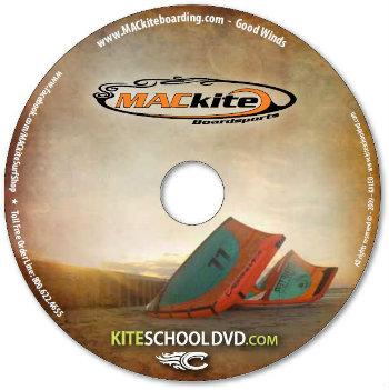 MACkite Kite School DVD
