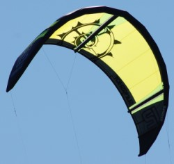 2013 Slingshot Rally kite