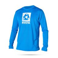 2018 Mystic Star Quick Dry L/S - Blue