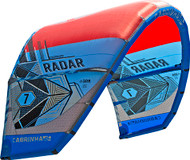 2017 Cabrinha Radar Kiteboarding Kite - Color 1
