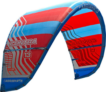 2017 Cabrinha Contra Kiteboarding Kite - Color 1