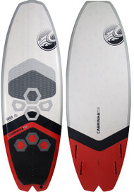 2017 Cabrinha Squid Launcher Kite Surfboard